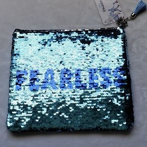 $3 w bundle ONLY - Frozen 2 NWT Sequin bling bag